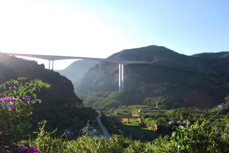 摄于云南省宜良县柴石滩水库风景区,该风景有柴石滩水库,南盘江漂流