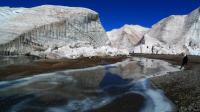 普若崗日冰川考察