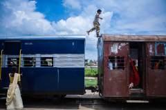 开往印度的火车