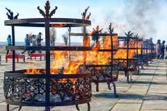 鄂尔多斯蒙古人祭火