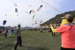 铜仁万山:五彩风筝放飞蓝天  丹砂王国绿色崛起