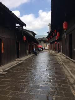 传统村落:蜀道遗韵青林口