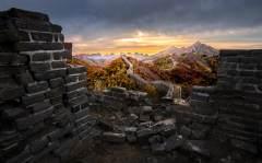 锥子山长城,中国最美的野长城