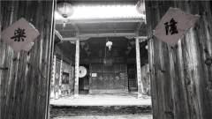 行走在邓家围屋,静听岁月的轻语
