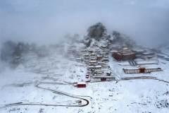 中国国家地理摄影基地落户西藏昌都孜珠山